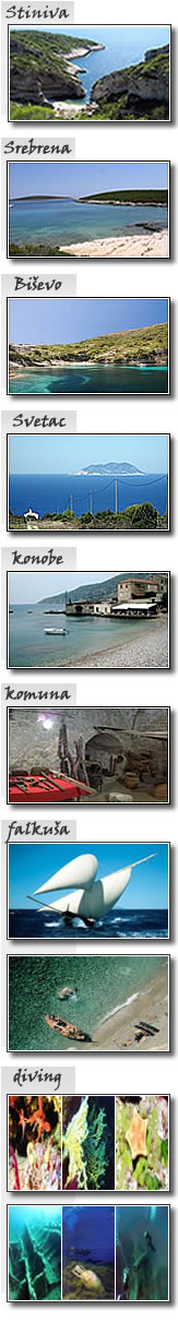 information about Komiza and Vis